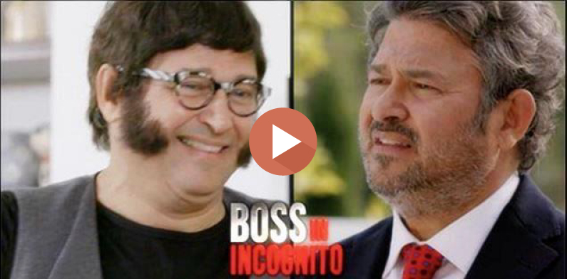 Guarda la puntata di Boss in incognito con Gran Sasso!
