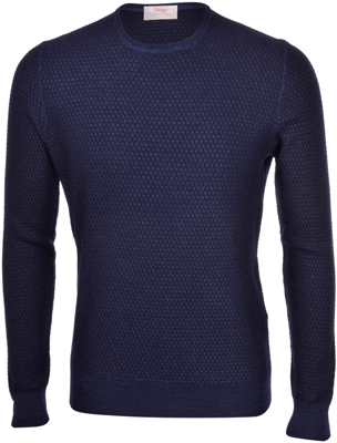 Picture of VINTAGE LOCK KNIT CREW NECK