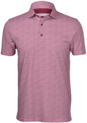 Picture of MICRO JACQUARD FANCY POLO