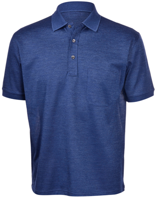 Picture of OXFORD POLO WITH POCKET