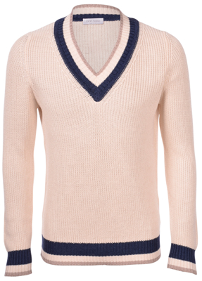Picture of COLLEGE STYLE V NECK