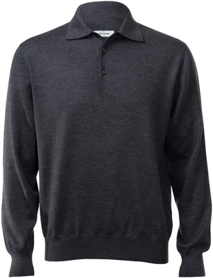 Picture of WOOL POLO CLASSIC FIT