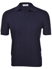 Picture of RIBBED SKIPPER POLO