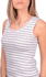 Picture of STRIPED JERSEY TANK-TOP