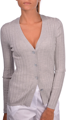 Picture of RIBBED CARDIGAN