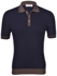 Picture of CABLE KNIT POLO
